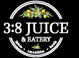 3:8 Juice & Eatery