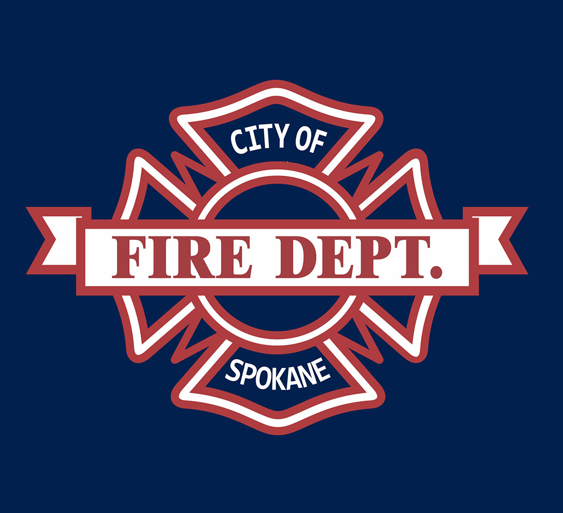 Screen Printing | Spokane Fire Dept T-Shirts