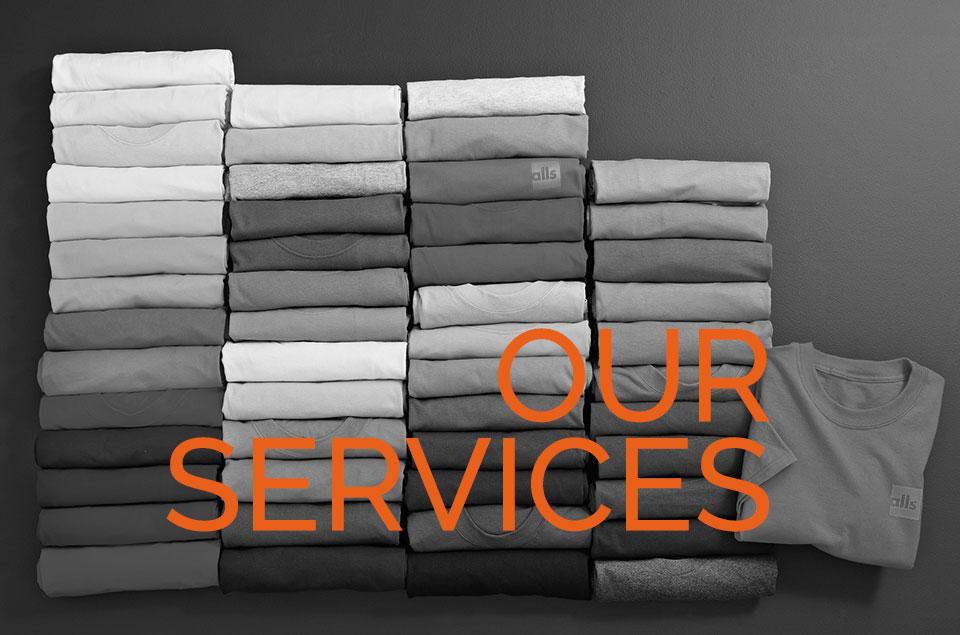 Our Services | Screen Printed T-Shirts