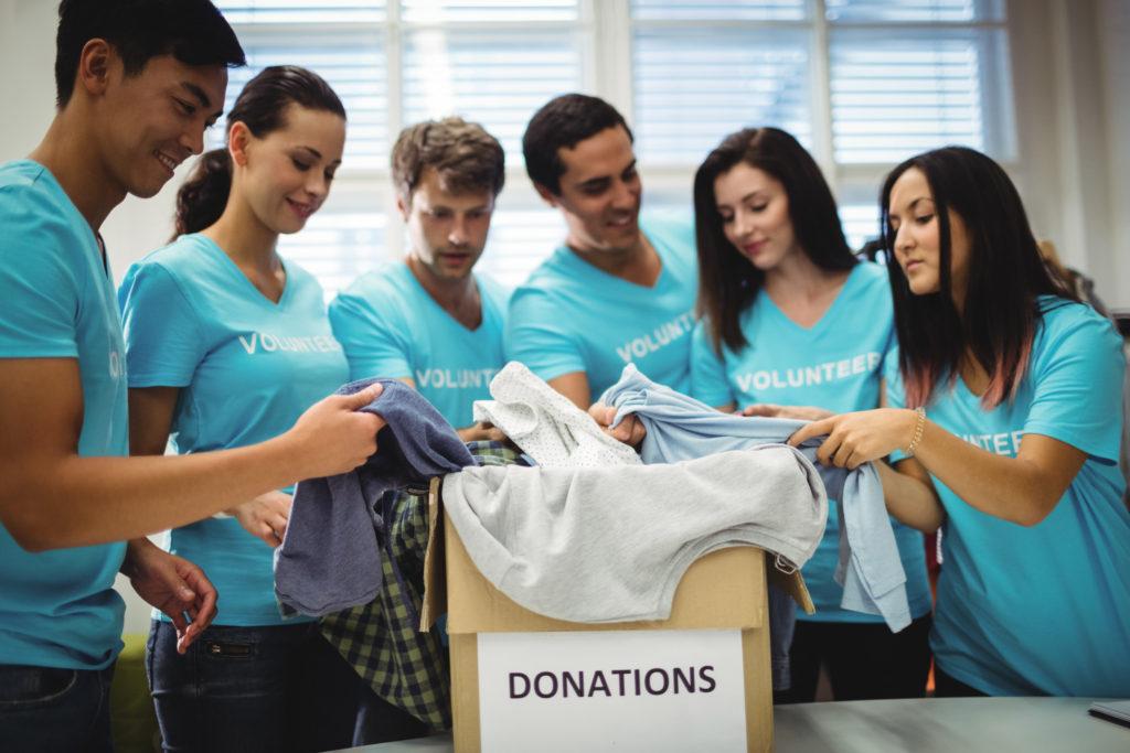 Volunteer   Choosing the Right Apparel