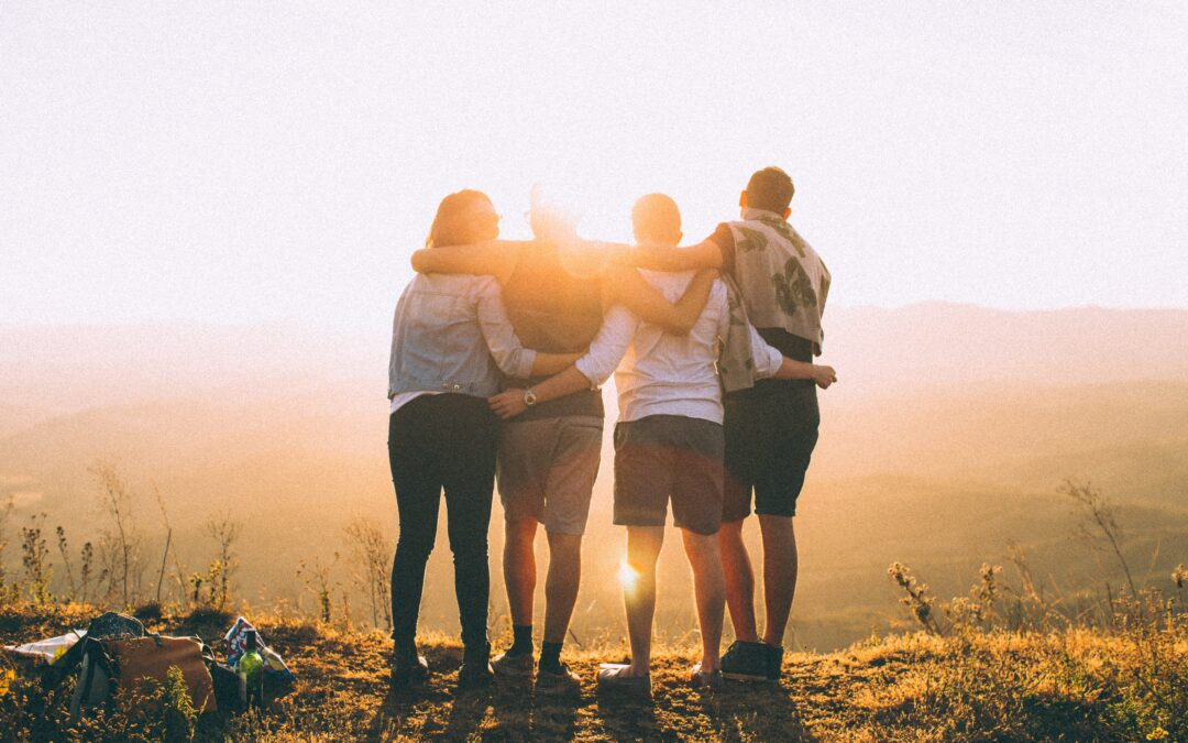 Why Having Friends is Good for Your Mental Health