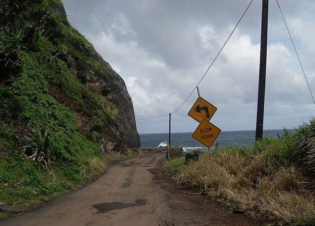 road to hana