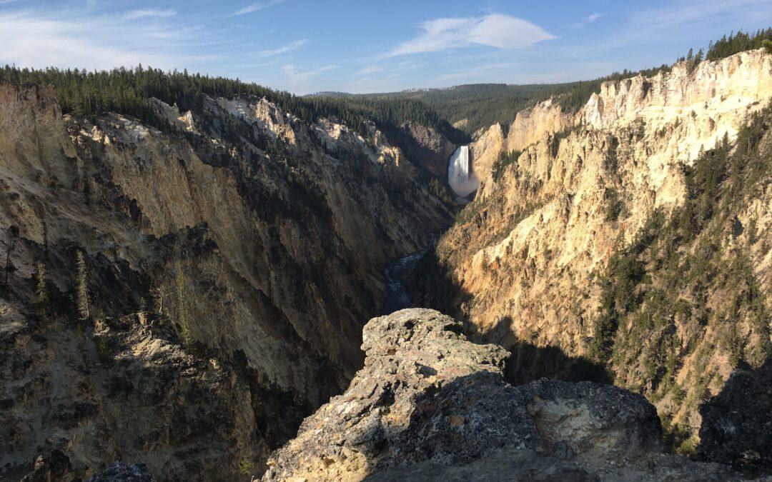 Day 4: Yellowstone North Loop