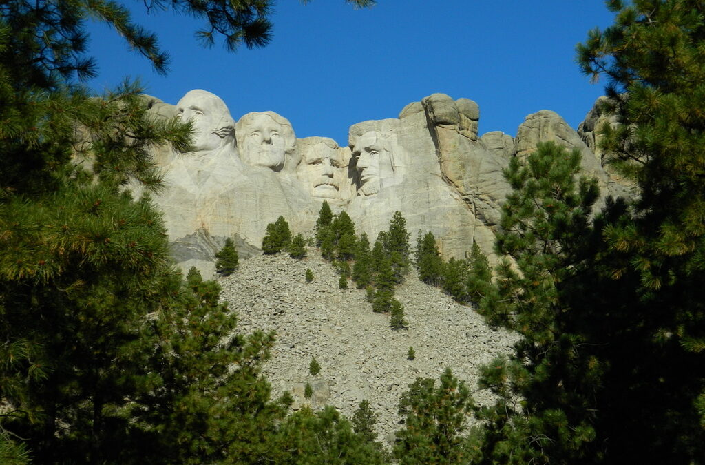 Day 8:  Mt. Rushmore and Crazy Horse