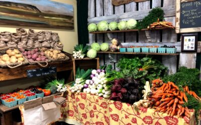 Five Reasons to Shop at Farmers Markets