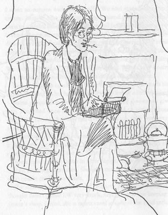 A boy at the Hogarth Press: um livro sobre a editora de Virginia Woolf