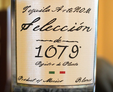 Selección ArteNOM Tequila honored by K&L Spirits as 2011's Best Tequila of the Year