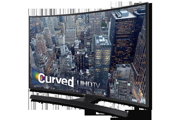 4K UHD JU6700 Series Curved Smart TV