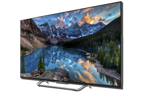 XBR X850C TV with 4K Resolution