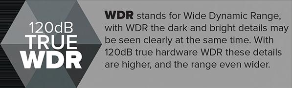 True WDR
