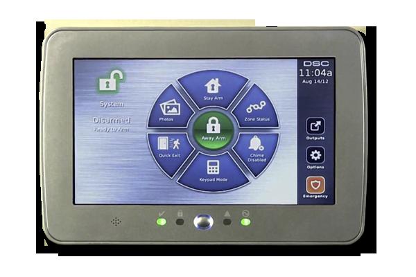 PowerSeries Neo TouchScreen