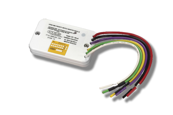 XP95A Mini Priority Switch Monitor Module