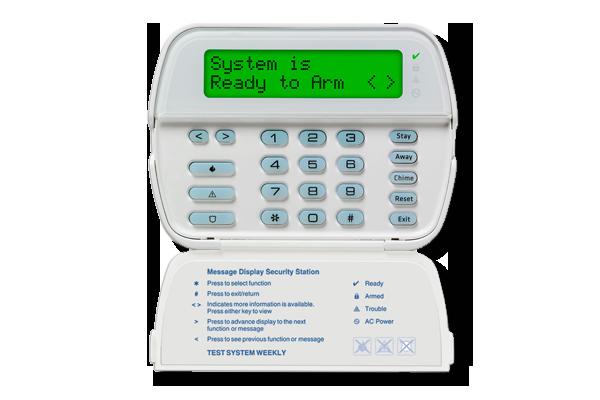 PowerSeries Control Panel PC1832