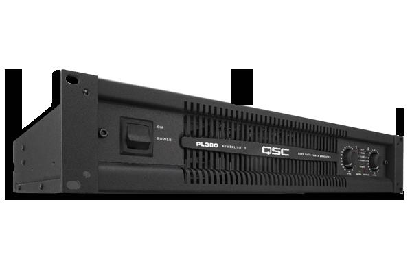 PL380 Power Amplifier