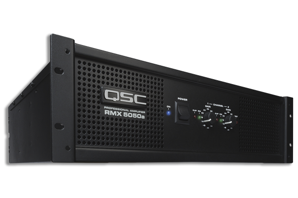 RMX 5050a Two-Channel Power Amplifier