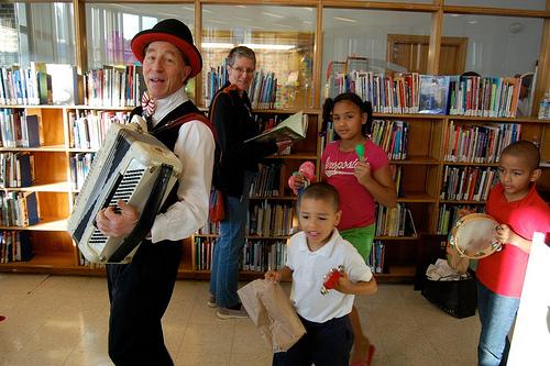 Roslindale Branch Library 50th anniversary celebration