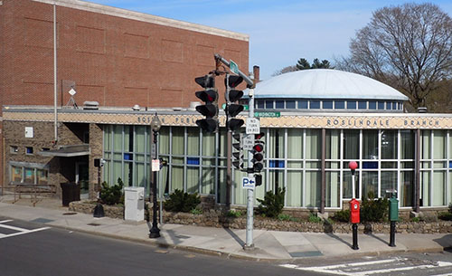 Roslindale Library