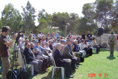 ANZAC/Beer Sheva Charge Day - Oct 31