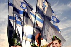 B-S Returns to Israel