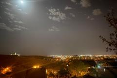 Night-view-from-balcony