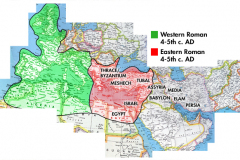 7-Rome527-265AD-east-west
