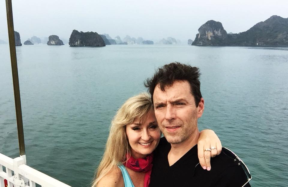 On Halong Bay