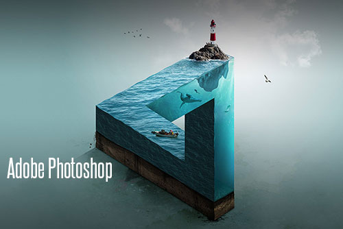 3D effects in graphic design