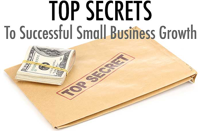8 secrets to successful business growth