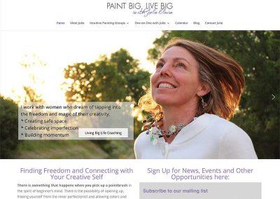 Julie Claire Painting Coach