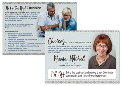 Financial-Choices-Postcards