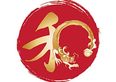 Travel Logo Japan