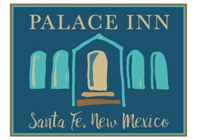 Santa Fe Inn Branding