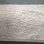 Relief Sculpture, papier mache