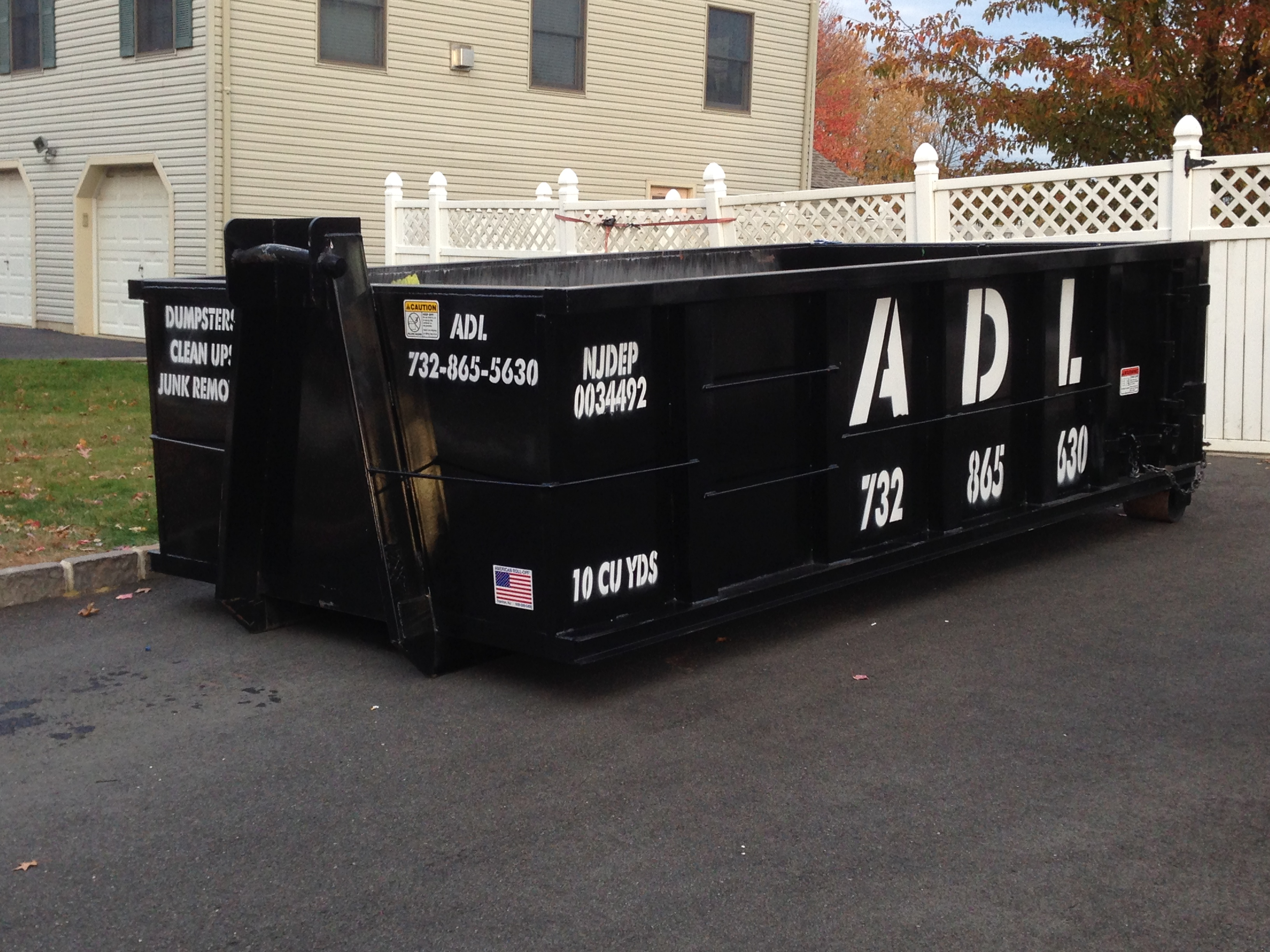 Middletown Dumpster Rentals