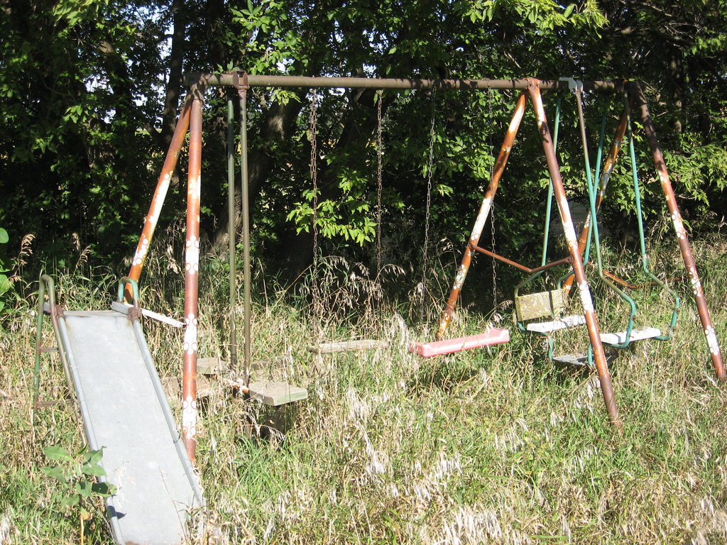 Middlesex County Swing Set Demolition Service