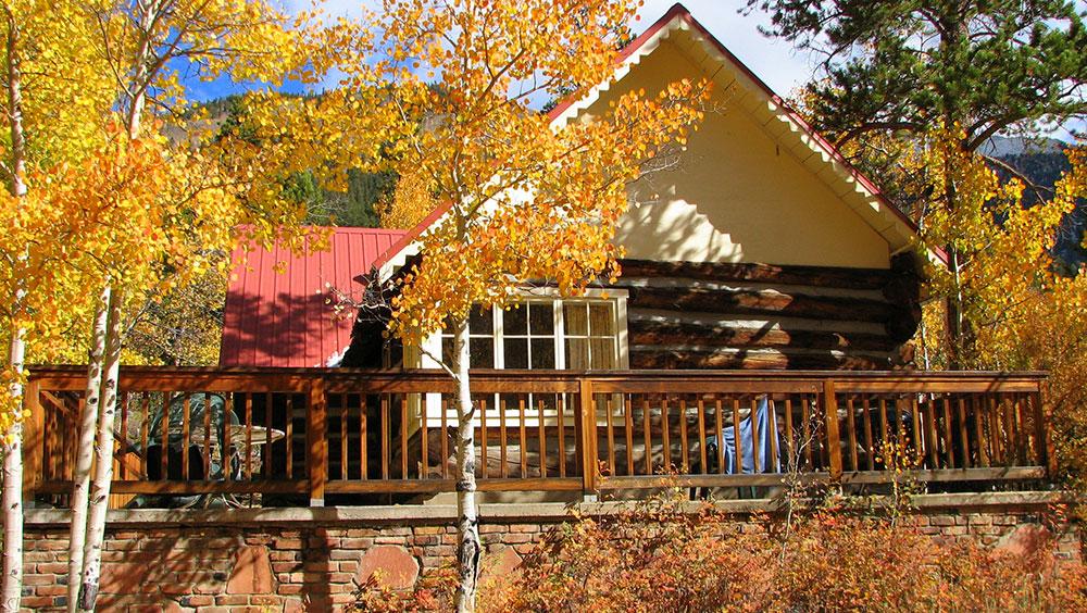 Mount Elbert Trails End Fall