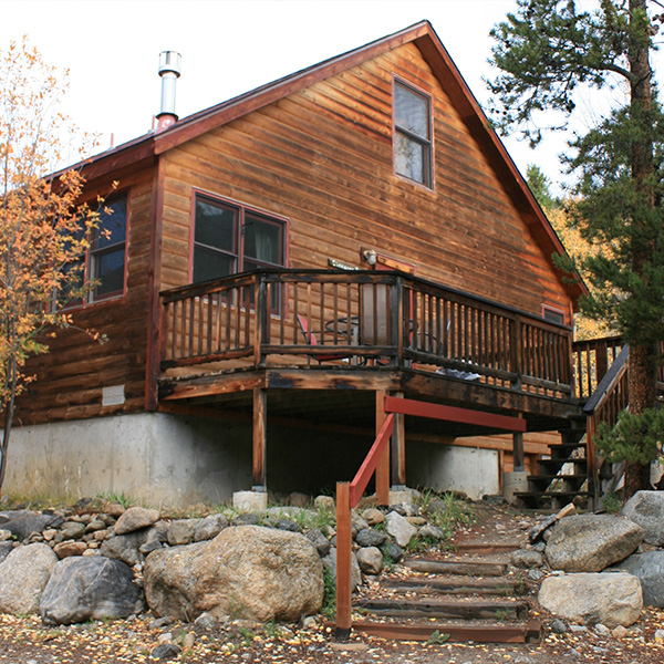 Mount Elbert Bear Cabin