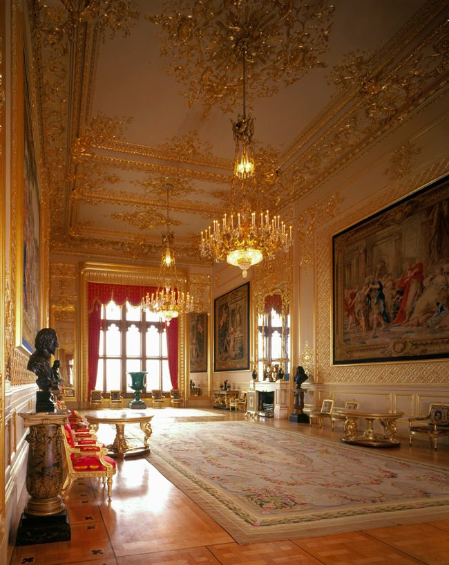 The Grand Reception Room