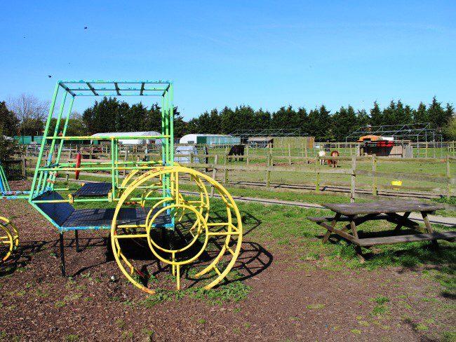 Hounslow Urban Farm Playground