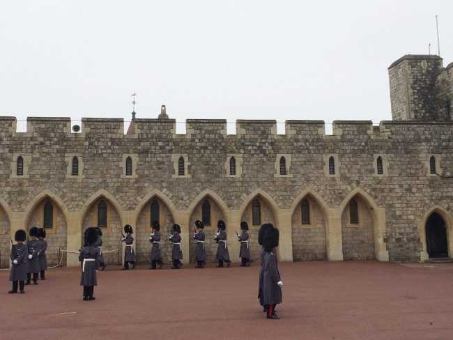 Day Trip to Windsor Castle