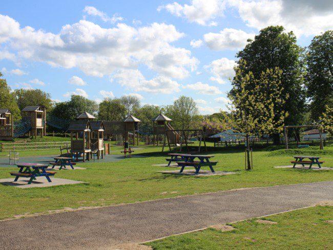 Hullabazoo Playground at Whipsnade Zoo
