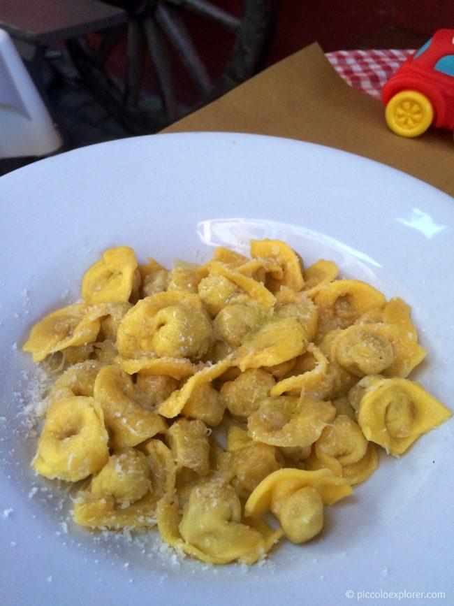 Cappalletti at Osteria dalla Peppa