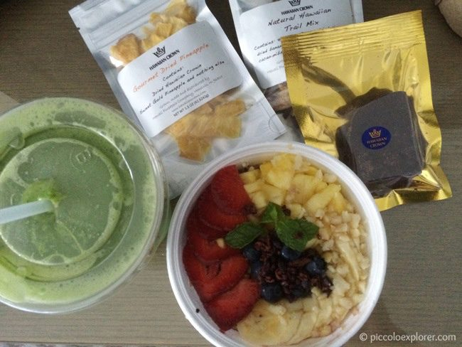 Hawaiian Crown Plantation Acai Bowl