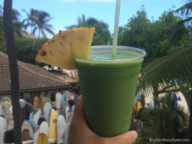 Hawaiian Crown Plantation Green Smoothie