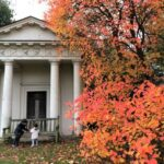 Autumn in Kew Gardens London
