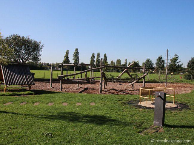 Dukes Meadows Park, Adventure Playground