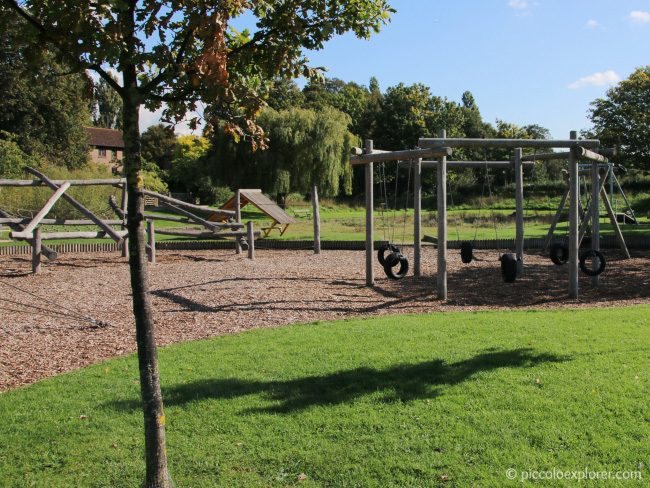 Dukes Meadows Park Adventure Playground