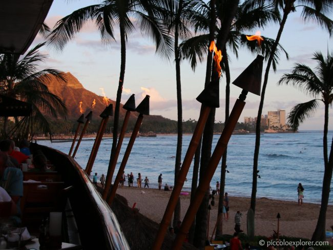 Beachfront Restaurants in Waikiki - Hula Grill Waikiki
