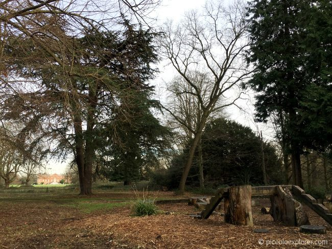 National Trust Osterley Park Play Trail