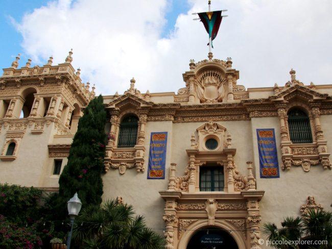 The Prado at Balboa Park, San Diego